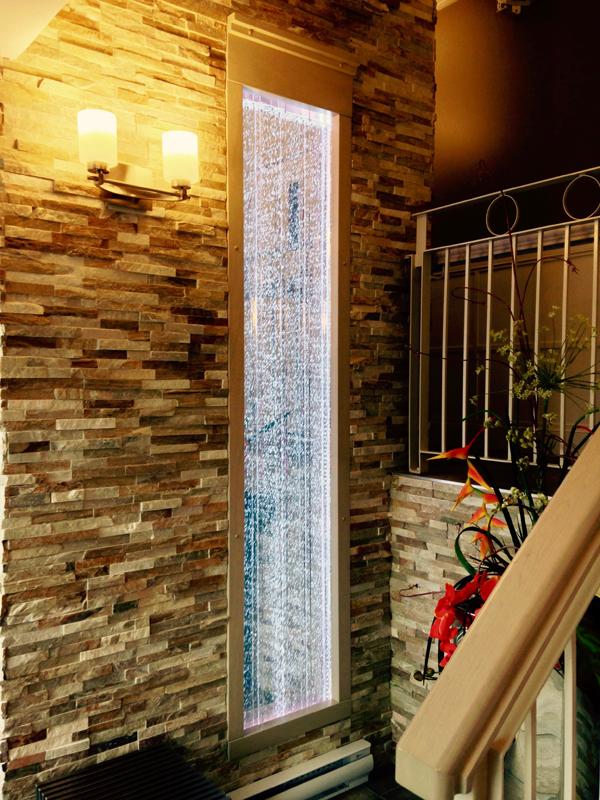 Indoor Bubble Walls Conception Canada Ontario And Usa