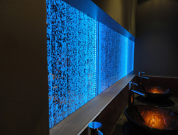Indoor water fountains walls bubble walls and columns product in canada indoor bubble walls workwithnaturefo
